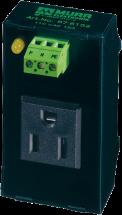 Modlink MSVD Steckdose USA/Brasilien mit LED gelb